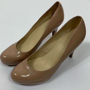 Marc Fisher Nude Sydney High Heels Pumps 8.5